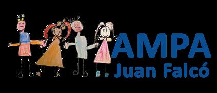 AMPA Juan Falcó logo